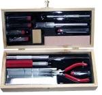 Шикарный набор инструментов для судомоделиста