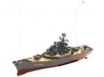 Радиоуправляемый линейный корабль Yamato 1:250 HT-3826F Heng Tai
