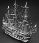 Чертеж корабля SAN Felipe