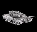 Металлический конструктор Танк Т-90А