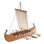 Viking Boat масштаб 1:75