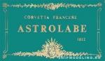 Табличка 115х65 мм Astrolabe