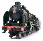 Модель паровоза Pacific 231 масштаб 1:32