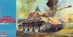 31109 Танк Pz.Kpfw V PANTHER ausf.G (HASEGAWA) 1/72
