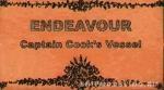 Табличка 70х40 мм Endeavour