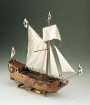 Yacht D'oro масштаб 1:50
