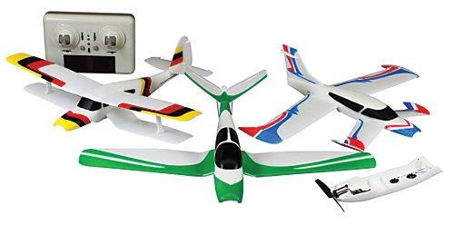 Радиоуправляемая модель электро самолета Snap&Fly 3 in 1 2.4GHz RTF