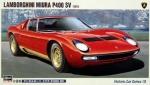 21213 Автомобиль Lamborghini Miura SV (Hasegawa) 1/24