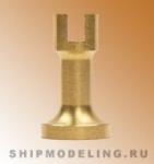 Держатель модели, латунь, 35 мм