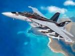 07252 Самолет EA-18G Growler (HASEGAWA) 1/48