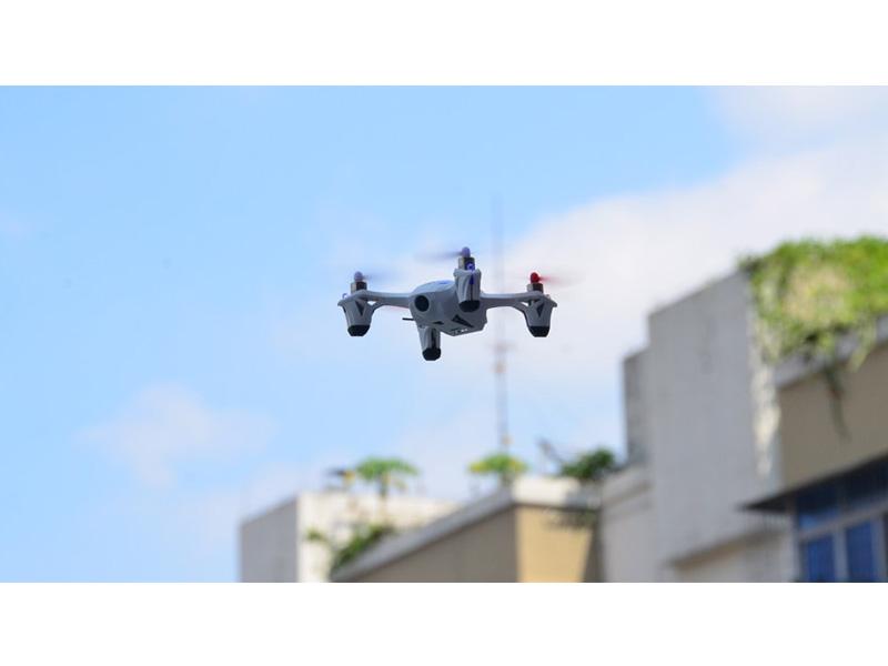 Квадрокоптер - FPV X4 mini
