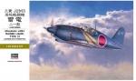 08882 Самолет Mitsubishi J2M3 Raiden JACK TYPE 21 (HASEGAWA) 1/32