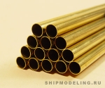 Тонкостенная трубка 2,5 мм, 2 шт