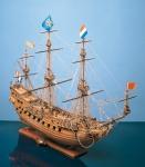 Prins Willem масштаб 1:100
