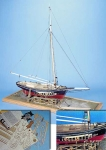 Деревянный корабль для сборки Emma Berry