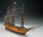 USS CONSTITUTION(Mantua) масштаб 1:98