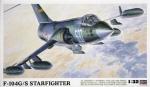 "08061 Самолет Loсkheed F-104G/S ""World Starfighter"" (HASEGAWA) 1/32"