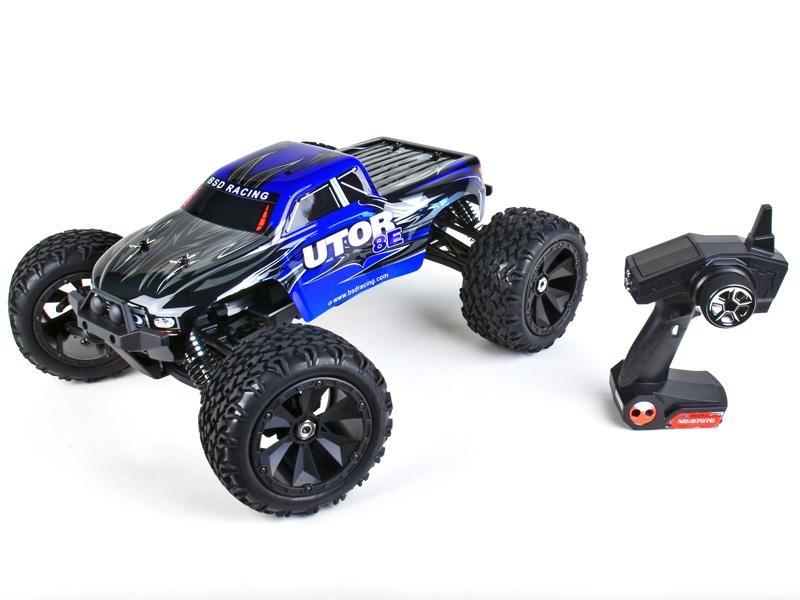 1:8 Off-Road Monster Truck Utor 8E 4WD, Brushless, RTR, 2.4G, Waterproof