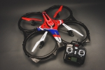 Syma X6 4CH quadcopter with 6AXIS Gyro