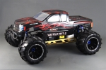 1:5th 26cc GAS powered off-road Monster Truck 4WD