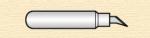 Набор из двух лезвий для поворотного ножа N4