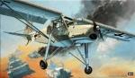 08058 Самолет FI156C Storch (HASEGAWA) 1/32