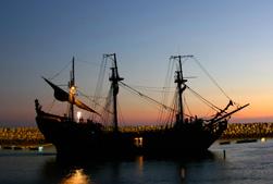 Корабль Чёрная Жемчужина