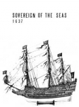 Чертеж корабля Sovereign OF THE Seas