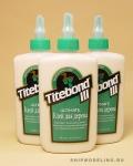Клей для дерева Titebond III Ultimate, 237 мл