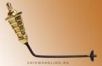 Кормовой фонарь, металл, 18 мм
