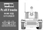 81001 Траки Pz.sfl.V tracks VK-3001 (Hobby Boss) 1/35
