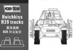 "81003 Траки для танка ""Hotchkiss H39"" (Hobby Boss) 1/35"