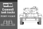 81004 Траки для танка Cromwell (Hobby Boss) 1/35