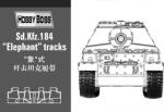 81006 Траки для танка Sd.Ktz. 184 (Hobby Boss) 1/35