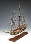 HMS FLY масштаб 1:64