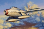 81726 Самолет F-84F Thunderstreak (Hobby Boss) 1/48