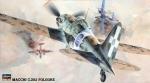09132 Самолет MACCHI C.202 FOLGORE (HASEGAWA) 1/48