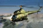 87244 Вертолёт Mil mi-2URP Hoplite antitank variant (Hobby Boss) 1/72