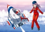 "60124 Модель самолета EGG PLANE F-16 FIGHTING FALCON ""THUNDERBIRDS"" (HASEGAWA)"