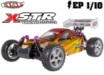 1/10th scale EP off-road buggy