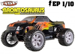 1/10th Scale Electric Powered Off Road Monster
