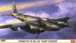 02198 Самолет De Havilland Mosquito NF Mk.XIII Night Fighter (HASEGAWA) 1/72