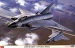 07434 Самолет SAAB J35D Drakken NAtural Metal (HASEGAWA) 1/48