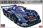 20273 Автомобиль Sauber Mercedes C9 1988 (Hasegawa) 1/24