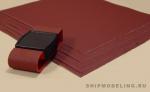 Наждачная бумага зернистости 2500, 2 листа