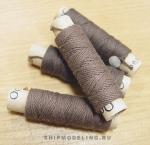 Нить для моделей Occre, коричневая, 0,8мм х 10м