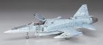 Склеиваемая пластиковая модель самолет F-20 Tigershark B3, масштаб 1:72