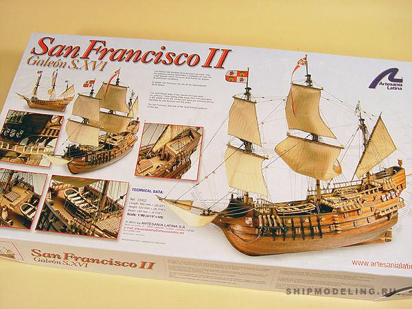 SAN Francisco II масштаб 1:90