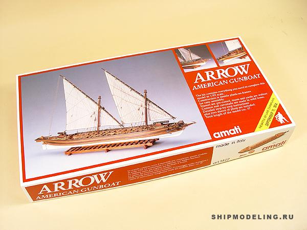 Arrow масштаб 1:55