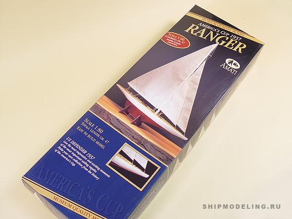 Ranger масштаб 1:80